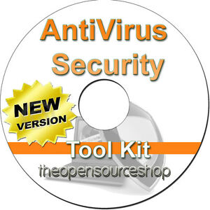 Antivirus Security Toolkit - Secure Your PC or Mac Against Computer Virus Threat