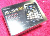NEW ROLAND SP-404SX Portable Linear Wave Sampler w/ DSP WORLDWIDE SHIPMENT