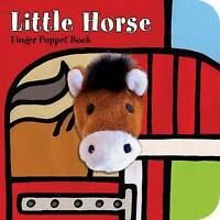 Little Horse. Finger Puppet Book by ImageBooks (Board book book, 2003)