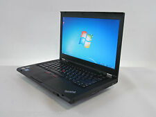 Lenovo ThinkPad T430 [2349HH7] 2.90Ghz Intel CORE i7 [3520M] 8GB 320GB Webcam