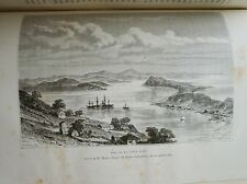 Géographie Universelle Asie Russe Elisée RECLUS éd Hachette 1881