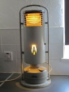 Aladdin Aladdinette Series 10 Paraffin Heater Stove converted to lamp 65cms