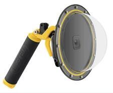 """TELESIN 6"""" Dome Port for GoPro Hero9 Black"""