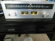 PIONEER TX-606 STEREO TUNER VINTAGE 1978-1979 CLASSIC !  Working