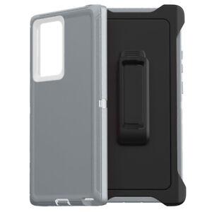 For Samsung Galaxy Note20 Ultra 5G Case Shockproof Cover Fits Defender Belt Clip