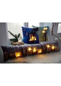Multi Option THROW LED PILLOW Pillow Cover - LED, Square, Bolster, Rectangular