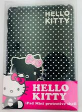 Hello Kitty New iPad Mini Protective Shell Black w Pink Crystals