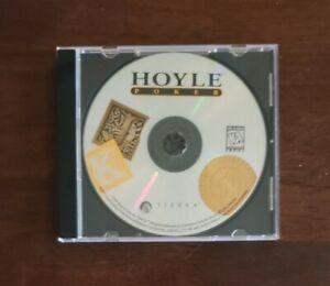 Hoyle Poker (Vintage PC CD-ROM, 1996) Error-free-scan pic inside