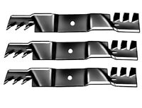 """9230 3 Pack Copperhead Commercial Mulch Blades Fits 61/"""" Scag 483318 482879"""