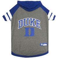 Duke Blue Devils NCAA Pets First Officially Licensed Dog Pet Hoodie T Shirt XS-L