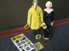 Disney Dick Tracy Breathless Mahoney Action Figure Dolls Applause + more