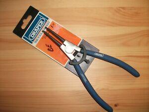 Draper Straight Tip External Circlip Plier 210mm Stock No 56423