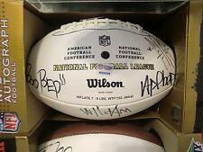 Black Eyed Peas NFL Full Size Football Autographed Signed Signature all & Fergie