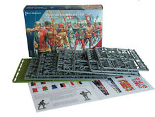 WARS OF THE ROSES INFANTRY 1455 - 1487 - PERRY MINIATURES - TATTY BOX