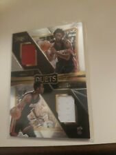 2016-17 Select Duets Heat Justice Winslow/ Hassan Whoteside, game worn 62/149