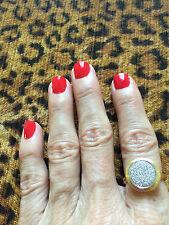 MARCO BICEGO Jaipur Ring 18k Yellow Gold & Diamond 0.25ctw Sz: 7.5