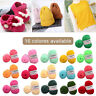 Chuncky Warm DIY Crochet Knitting Hand-woven Milk Soft Baby Woollen Yarn