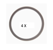 4×Replacement Grey Rubber Gasket For Cross Blades of NUTRIBULLET 900W Pro Models