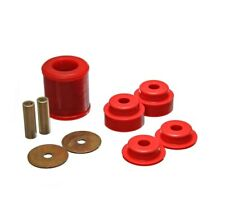 Energy Suspension 7.1119R Differential Carrier Bushing Set For 03-09 350Z NEW