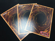 3-CARD PLAYSET YUGIOH LEGENDARY DRAGON DECK COMMONS LEDD-B?? 1st Edition Mint