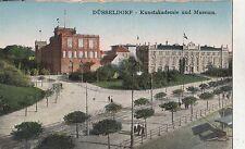 Bf32087 dusseldorf kunstakademie und museum germany front/back image