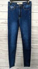HOLLISTER Womens High Waist Stretchy Skinny Legging Jegging Jeans - 0 / 23 x 28