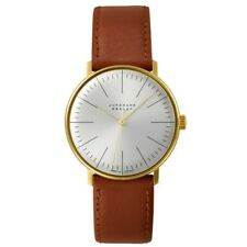 NEW Junghans Max Bill Unisex Hand-winding Watch - 027/5703.00