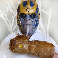 Marvel Legends Thanos Handschuhe Infinity War Stulpe Tasse Cosplay Requisiten