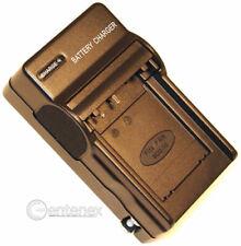 AC/DC Battery Charger for Panasonic DMW-BCG10E Lumix DMC-ZS7K DMC-ZR3K DMC-ZS7S