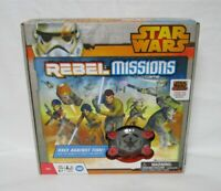 Star Wars Rebel Missions Game Team Strategy Electronic Family Gift