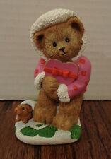 Danbury Mint Calendar Bear - February