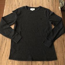 Billabong Surf Mens Thermal Sweater Size M #13025