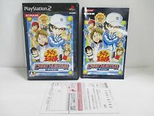 PlayStation2 -- The PRINCE OF TENNIS CARD HUNTER- JAPAN GAME. PS2. 48182