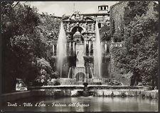 AD3404 Roma - Provincia - Tivoli - Villa d'Este - Fontana dell'Organo
