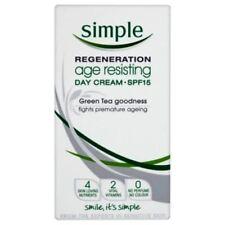 Simple Regeneration Age Resisting Day Cream SPF15 - 50 ml