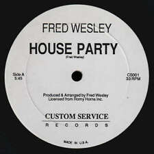 "Fred Wesley - House Party / Another Song (12"") Vinyl Schallplatte - 172631"