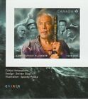 NEW! CHRISTOPHER PLUMMER = FAMOUS ACTOR = KING LEAR = SN Inscr BK  Canada 2021