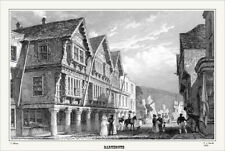 70 old pictures of DEVON in 1829, PRINTABLE