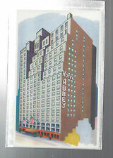 ABBEY HOTEL EAST 51ST AND 7TH AVENUE NEW YORK, NY POSTCARD