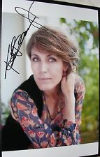 Kari Bremnes signed autograph Autogramm original in Person 20x30 Foto