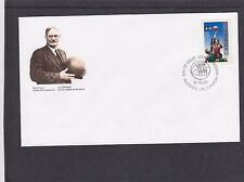 Canada 1991 Basketball Centenary First Day Cover FDC