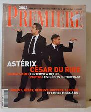 PREMIERE MAGAZIN (N°299) ASTÉRIX - CÉSAR DU RIRE - CHABAT - JAMEL (CT270)