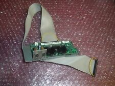 dell poweredge sc440 front usb i/o panel kj080, kj081 & kabel fk201