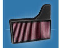 K&N Air Filter 33-5029 for Ford Mustang 5.0L GT V8 3.7L V6 (F/I) 2.3L L4 2015-16