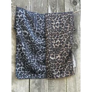 Classic Cheetah Print Stretchy Hair Wrap Chemo Headwear African Head Wrap Tichel