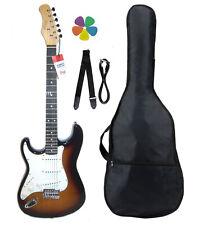 Chitarra Elettrica Mancina Stratocaster Sunburst Stagg - Accessori -Top Quality