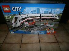 Lego City droite et courbe Train Track 16 4 arrêt de train 60051 60052 60197