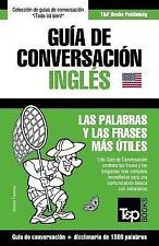 Guia de Conversacion Espanol-Ingles y Diccionario Conciso de 1500 Palabras by...