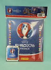 Panini EM Euro 2016 France Starter Deluxe Hardcover Album Sammelalbum Neu & OVP