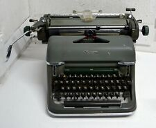 Olympia SG1 Deluxe Typewriter